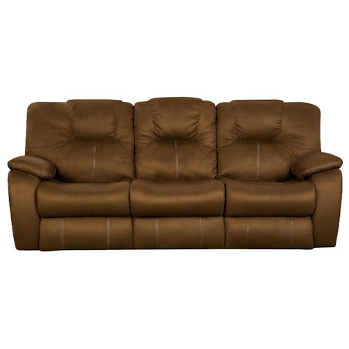 Design to Recline Avalon Double Reclining Reclining Sofa