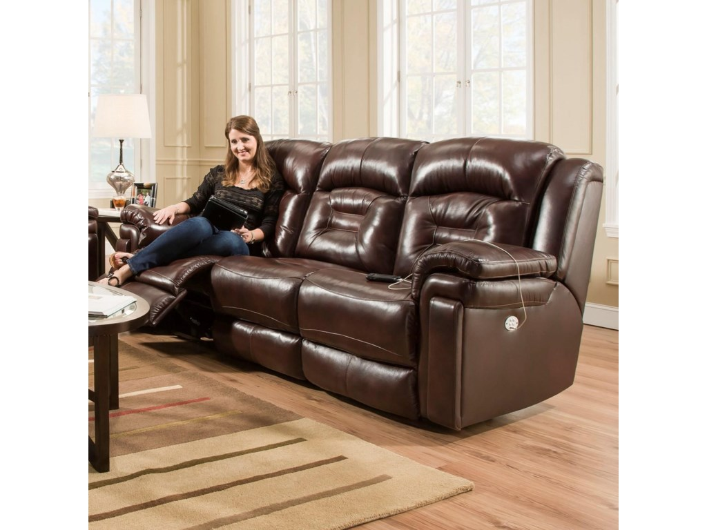 Southern Motion AvatarDouble Reclining Sofa