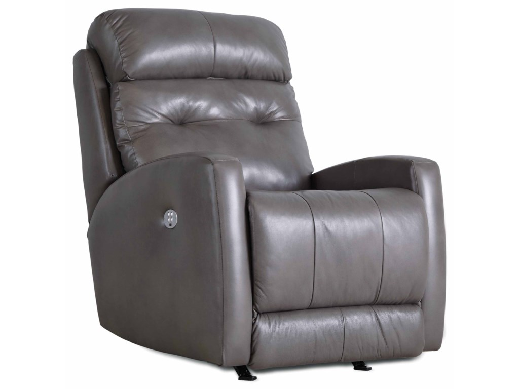 Southern Motion Bank ShotPower Headrest Rocker Recliner