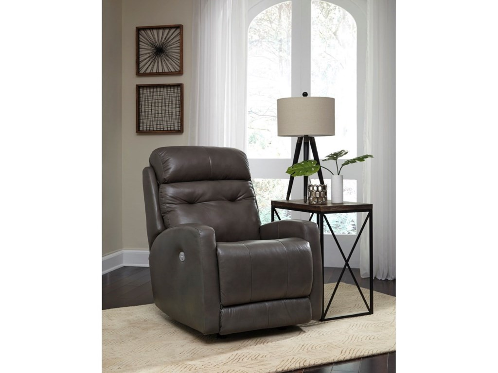 Southern Motion Bank ShotPower Plus Wallhugger Recliner