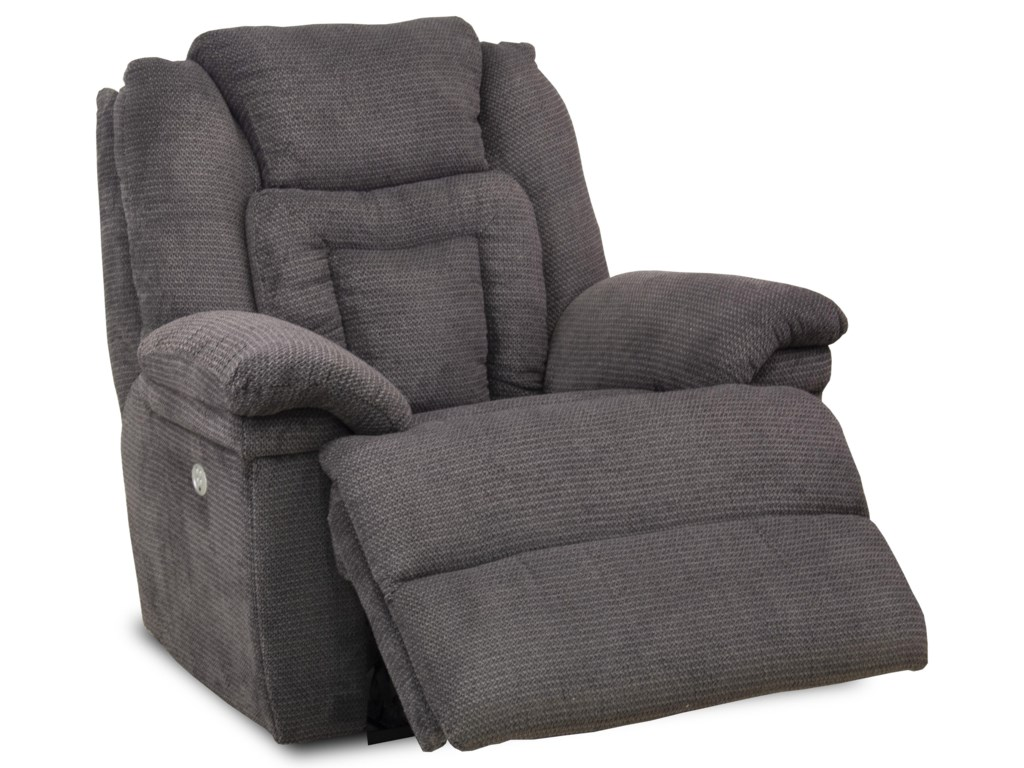 Southern Motion Big KahunaBig Man's Power Headrest Recliner