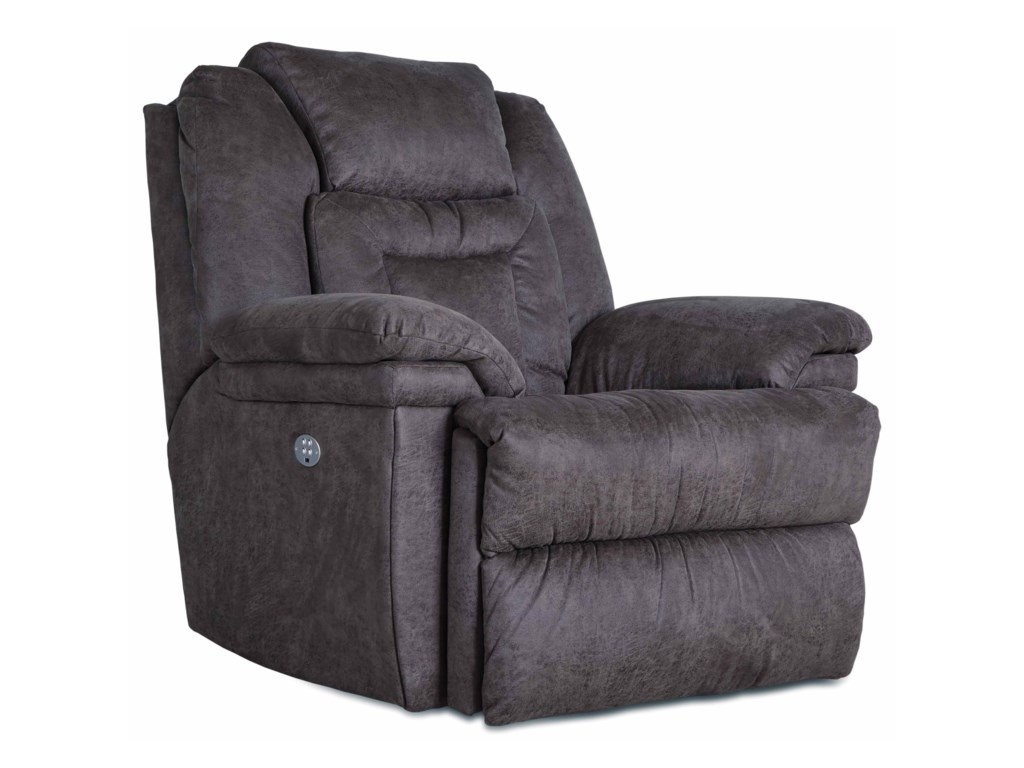 Southern Motion Big ShotBig Man's Power Headrest Recliner