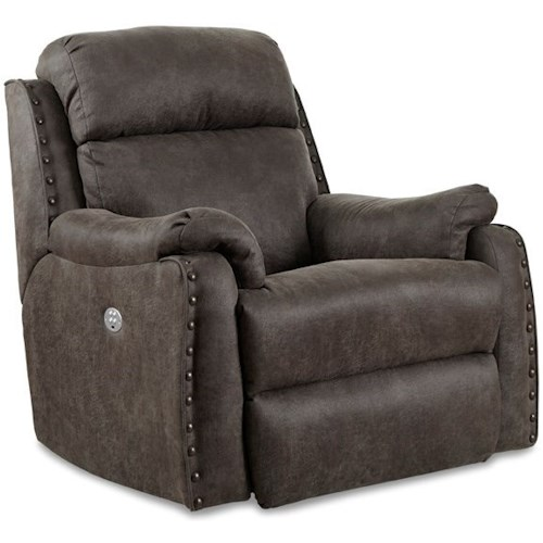Southern Motion Blue Ribbon Layfalt Lift Recliner