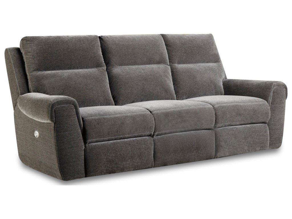 Southern Motion BraxtonWireless Power Double Reclining Sofa