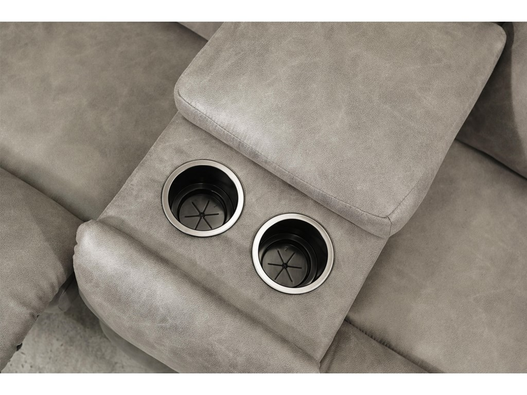Southern Motion CagneyConsole Sofa