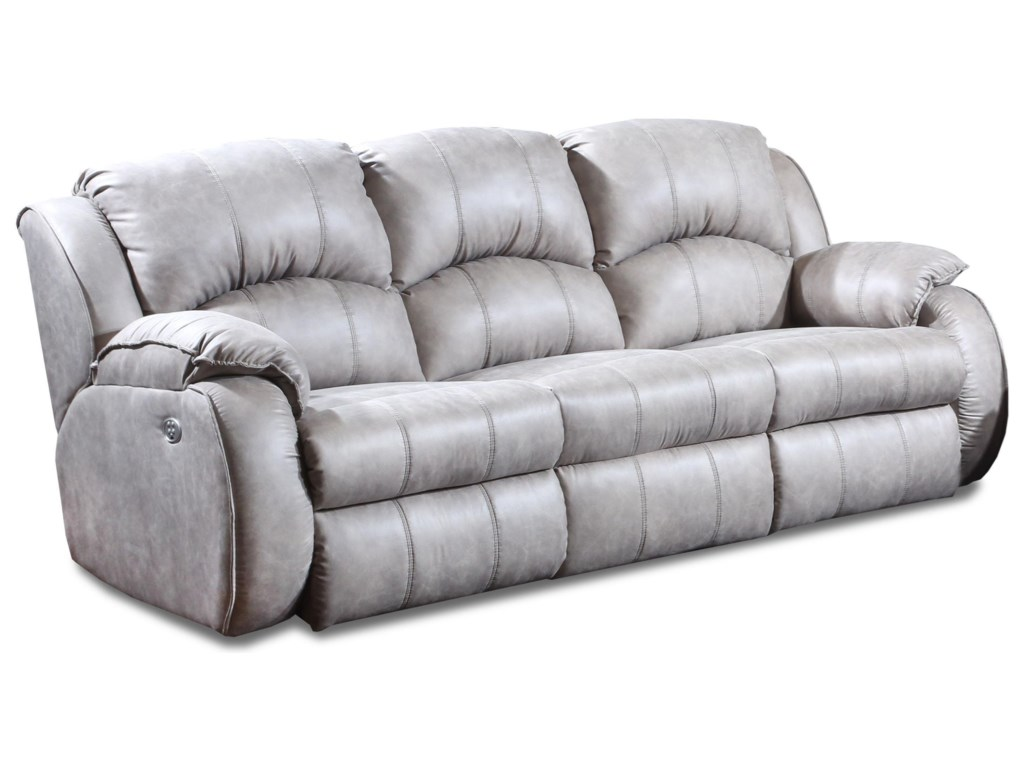Southern Motion CagneyPower Headrest Reclining Sofa