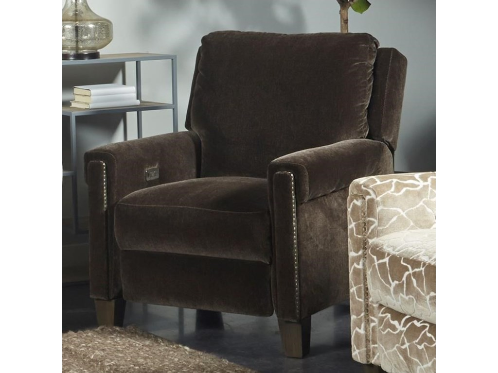 Southern Motion Cameron CovePower High Leg Recliner