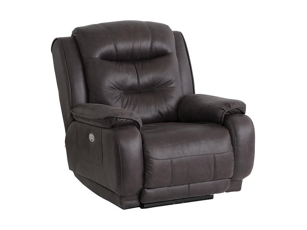 Southern Motion CrescentWall Hugger Recliner with Power Headrest
