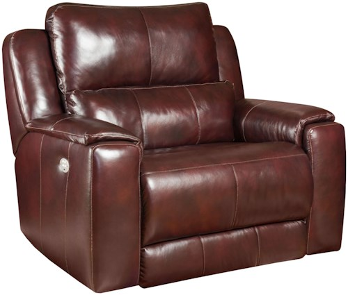 Design to Recline Tranquility Power Reclining Chair & 1/2