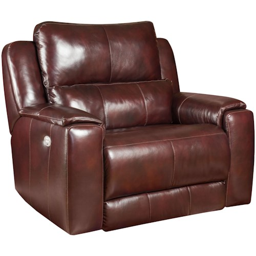 Southern Motion Dazzle Reclining Chair & 1/2