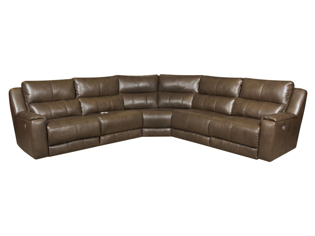 p left leather chase facing studio sectionals hd mistral baxton piece tan faux upholstered couch contemporary sofa sectional