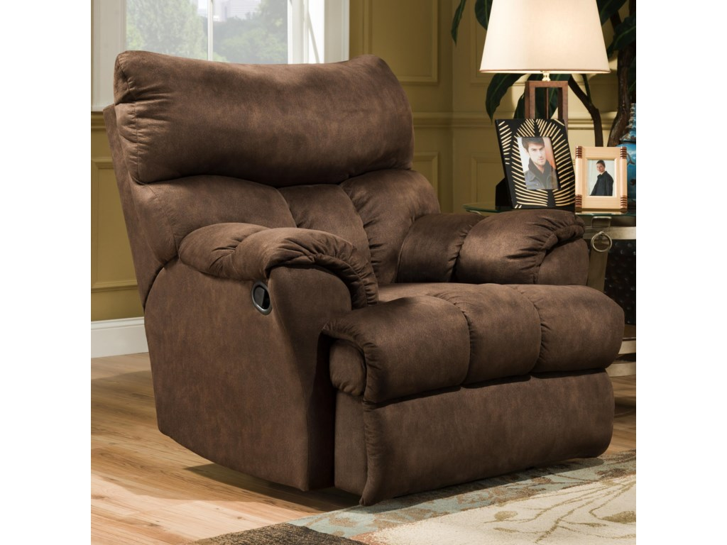 Southern Motion Dreamer Wall Hugger Recliner