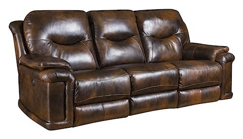 Design to Recline Duran Double Reclining Sofa