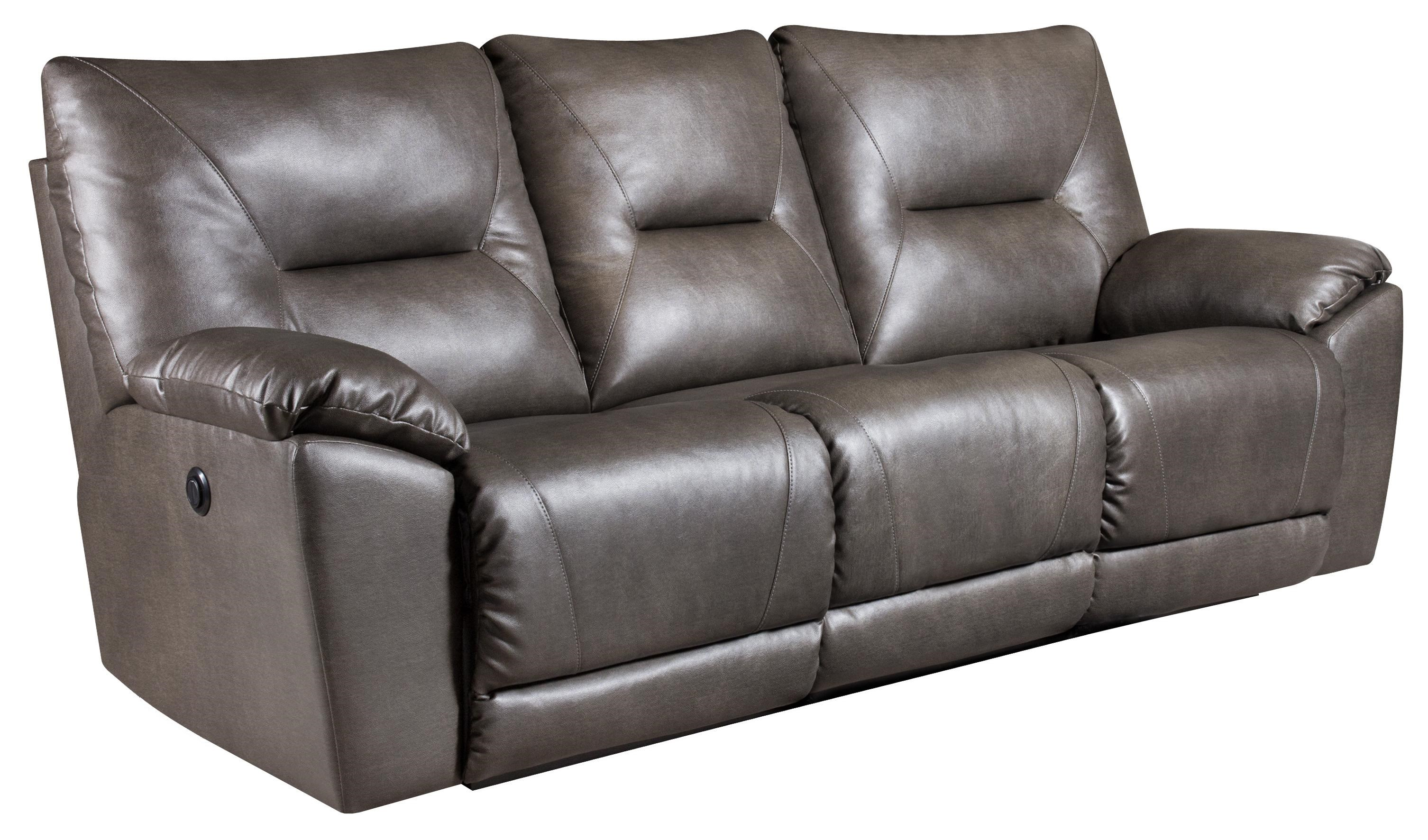 Southern Motion DynamoPower Double Reclining Sofa
