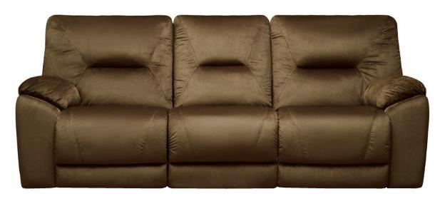 Southern Motion Dynamo Power Double Reclining Sofa For Family Rooms