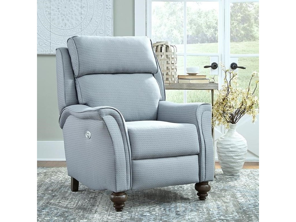 Southern Motion EastonPower 2-Way High-Leg Recliner