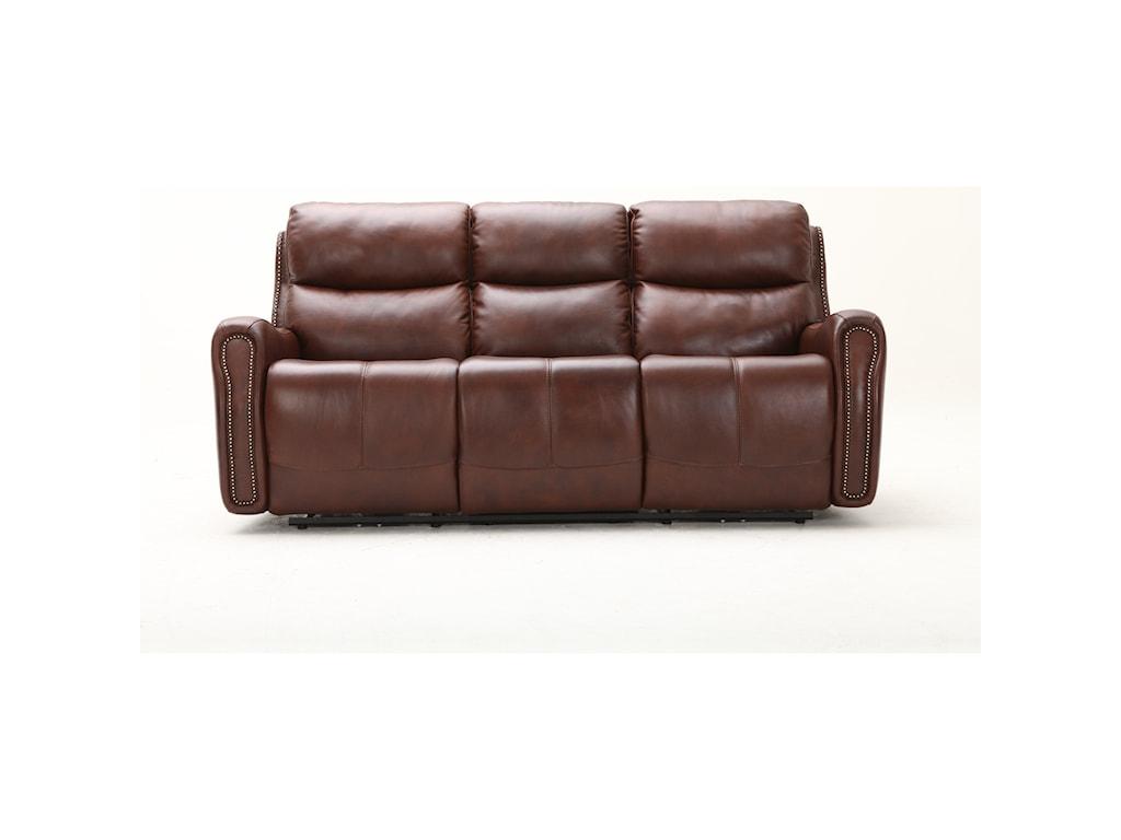 Southern Motion EllingtonPower Headrest Sofa