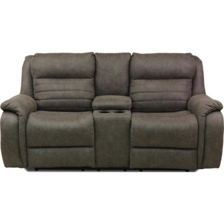 Console Power Headrest Loveseat