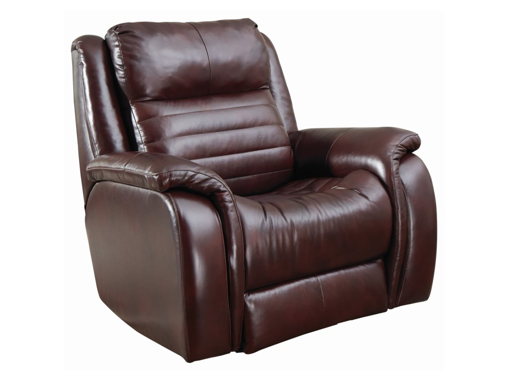 Southern Motion Essex Pwr Headrest Wallhugger Recliner w/ SoCozi