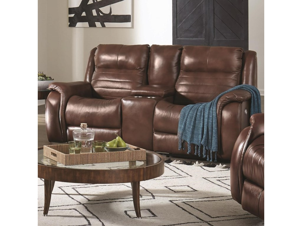 Southern Motion EssexWireless Double Reclining PowerPlus Loveseat