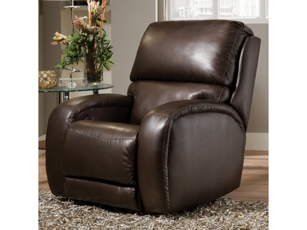 Southern Motion CalabashSoCozi Rocker Recliner Heat & Massage