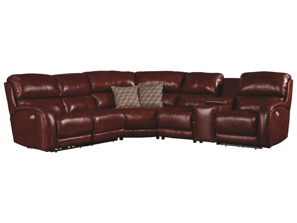 Southern Motion Fandango 884Power Reclining Sofa