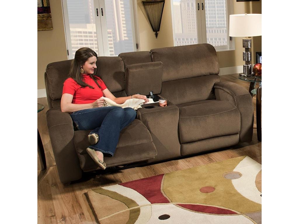 Southern Motion Fandango 884Console Sofa