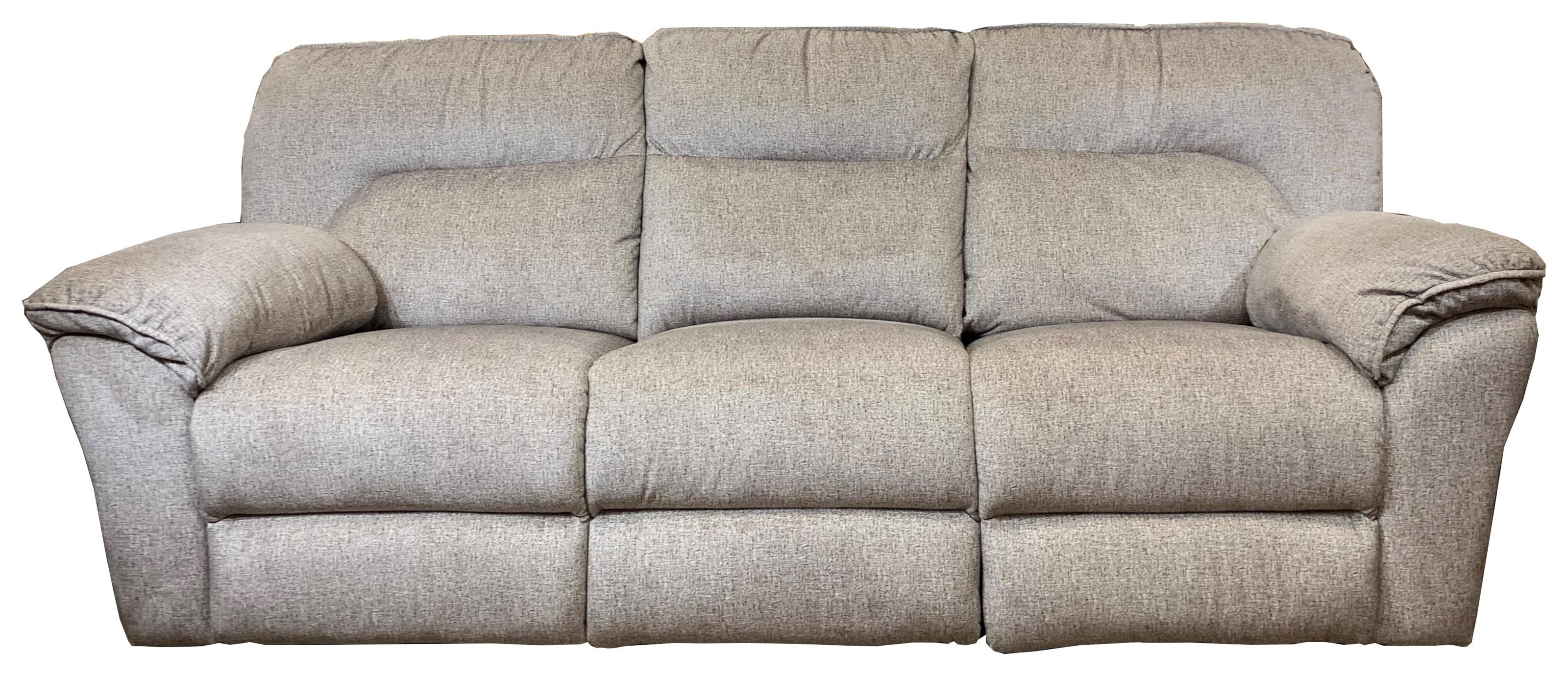 Picture of: Southern Motion Full Ride Casual Double Reclining Sofa With Dropdown Table Godby Home Furnishings Reclining Sofas