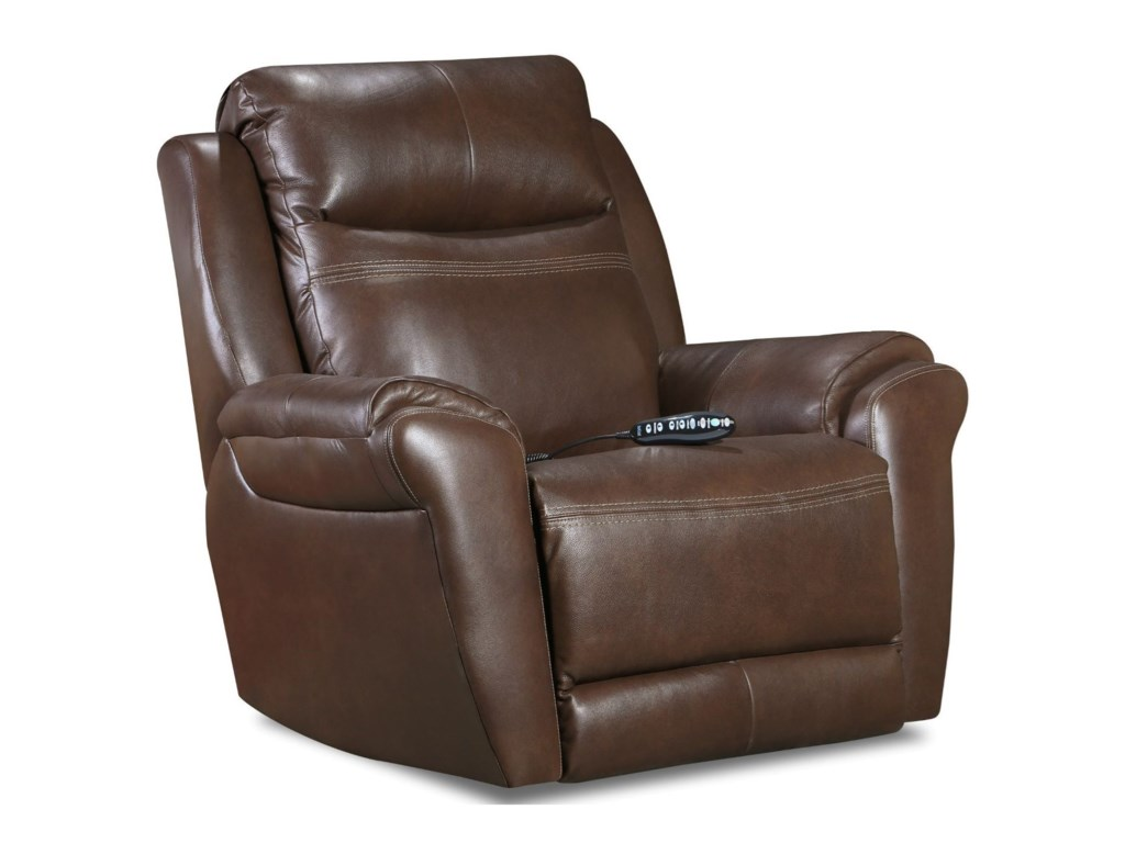 Southern Motion Gold MedalPower Headrest Wallhugger Recliner