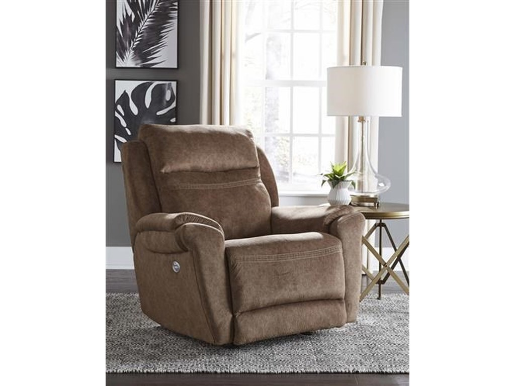 Southern Motion Gold MedalPower Lay Flat Recliner with SoCozi Technolo