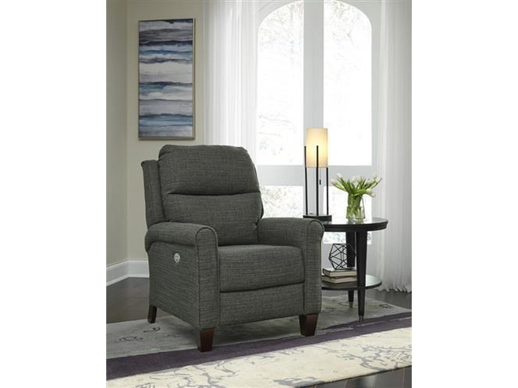 Southern Motion Hi-LegPep Talk Power Recliner