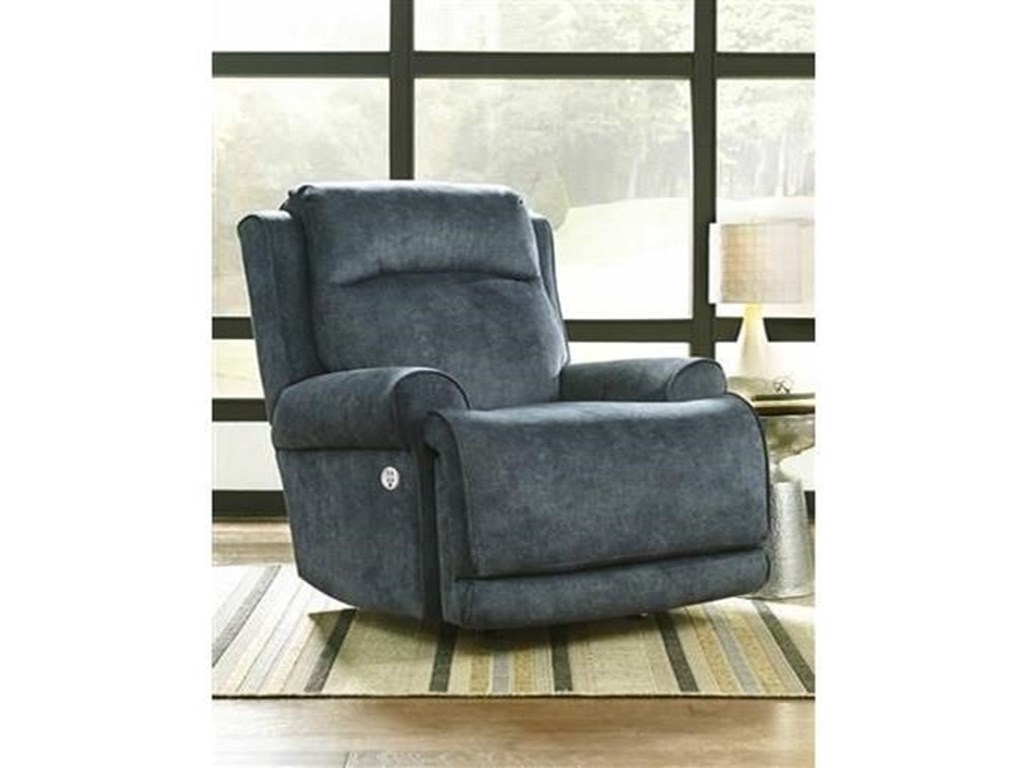 Southern Motion High PowerPower Layflat Recliner