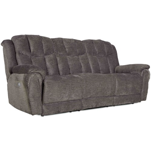 Southern Motion High Profile Double Reclining Sofa