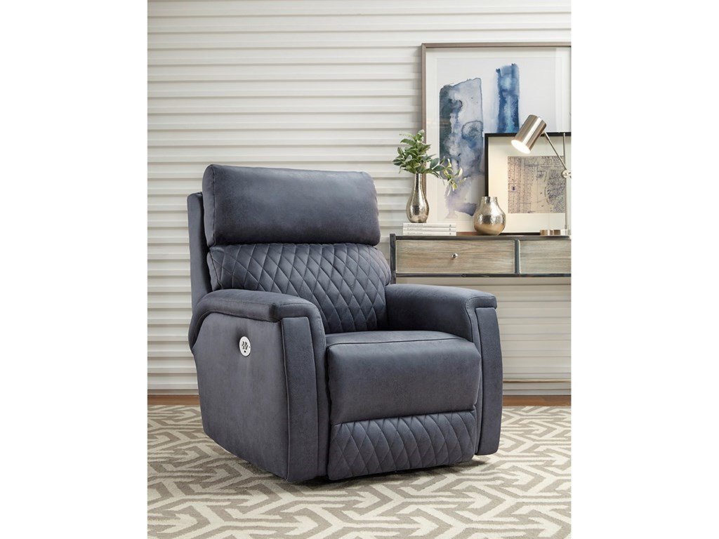 Southern Motion High RisePower Layflat Recliner
