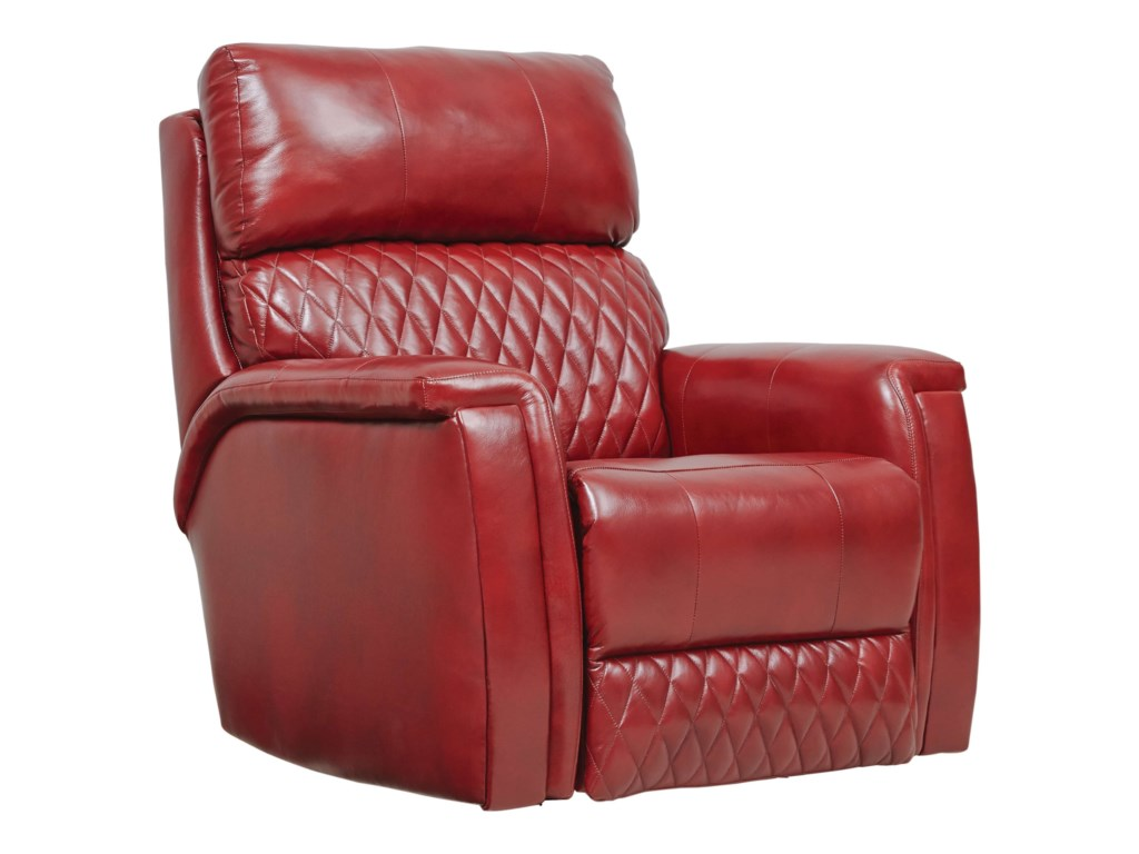 Southern Motion High RisePower Plus Layflat Recliner