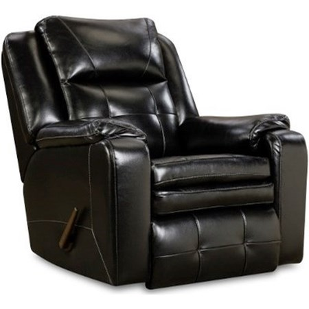 Rocker Recliner w/ Power Headrest