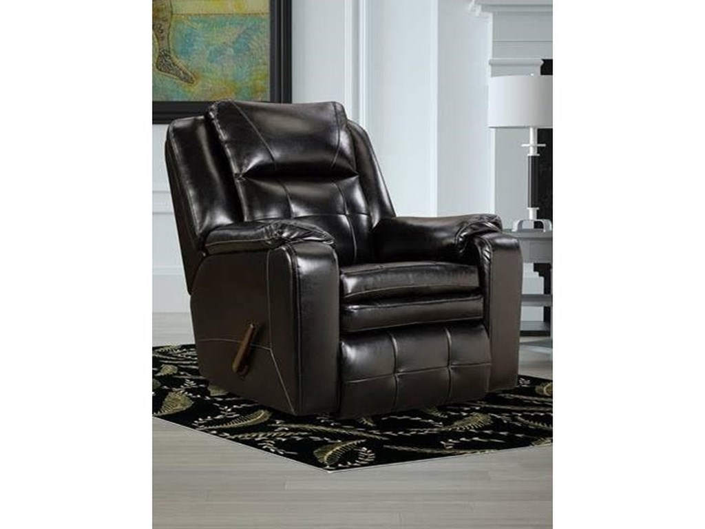 Southern Motion InspireRocker Recliner w/ Power Headrest