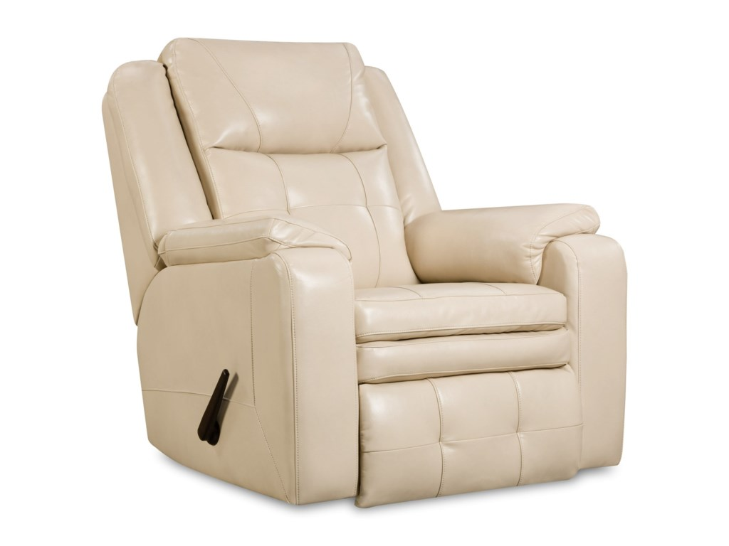 Southern Motion Inspire 5850P Rocker Recliner with Power Headrest ...