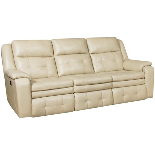 Southern Motion Inspire Double Reclining Sofa
