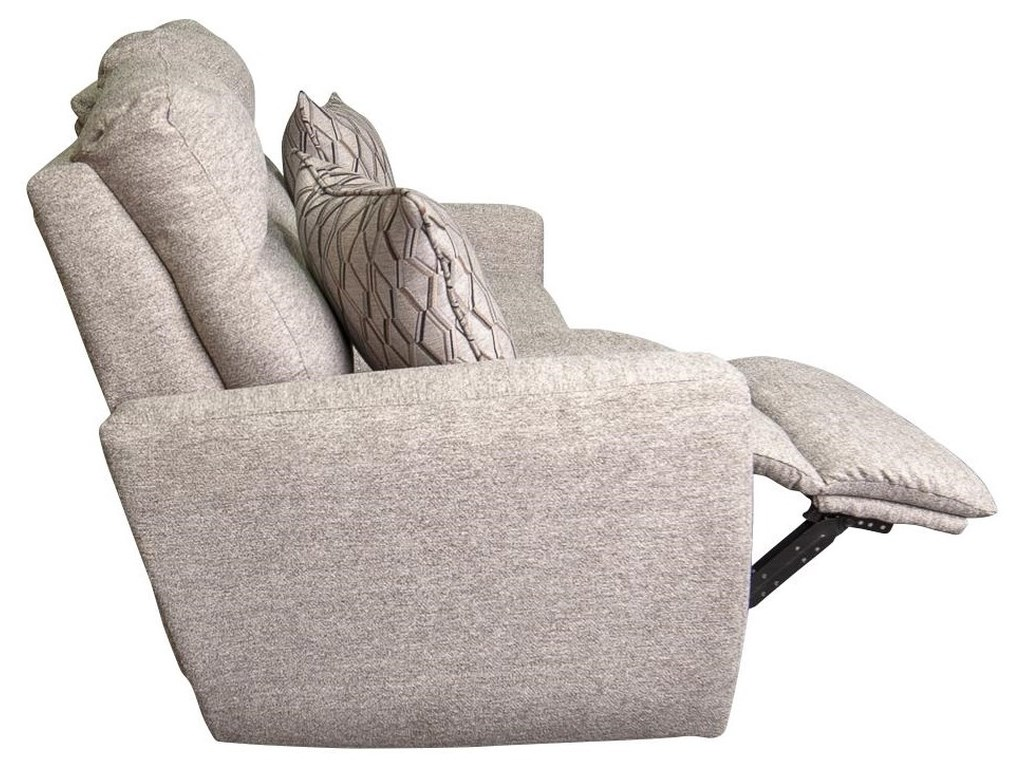 Morris Home KaleePower Reclining Loveseat w/ Power Headrest
