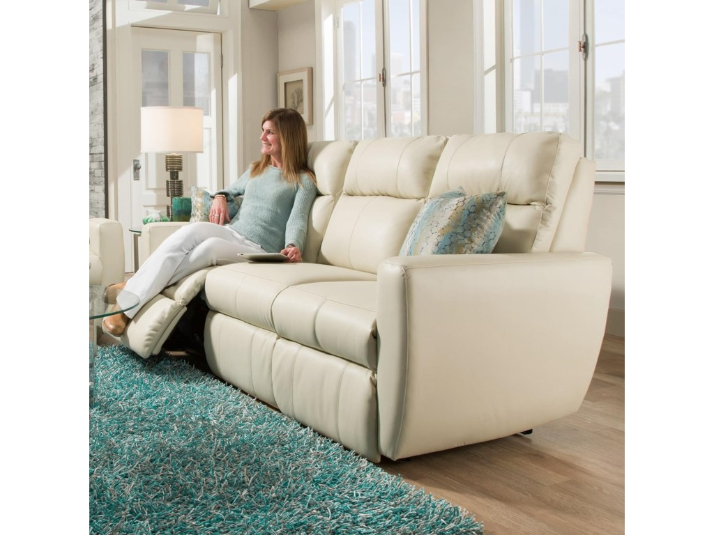Southern Motion Knock OutPower Reclining Sofa
