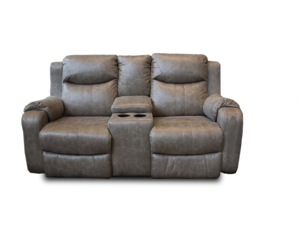 leather power from console product andros furniture at white loveseat reclining gardner
