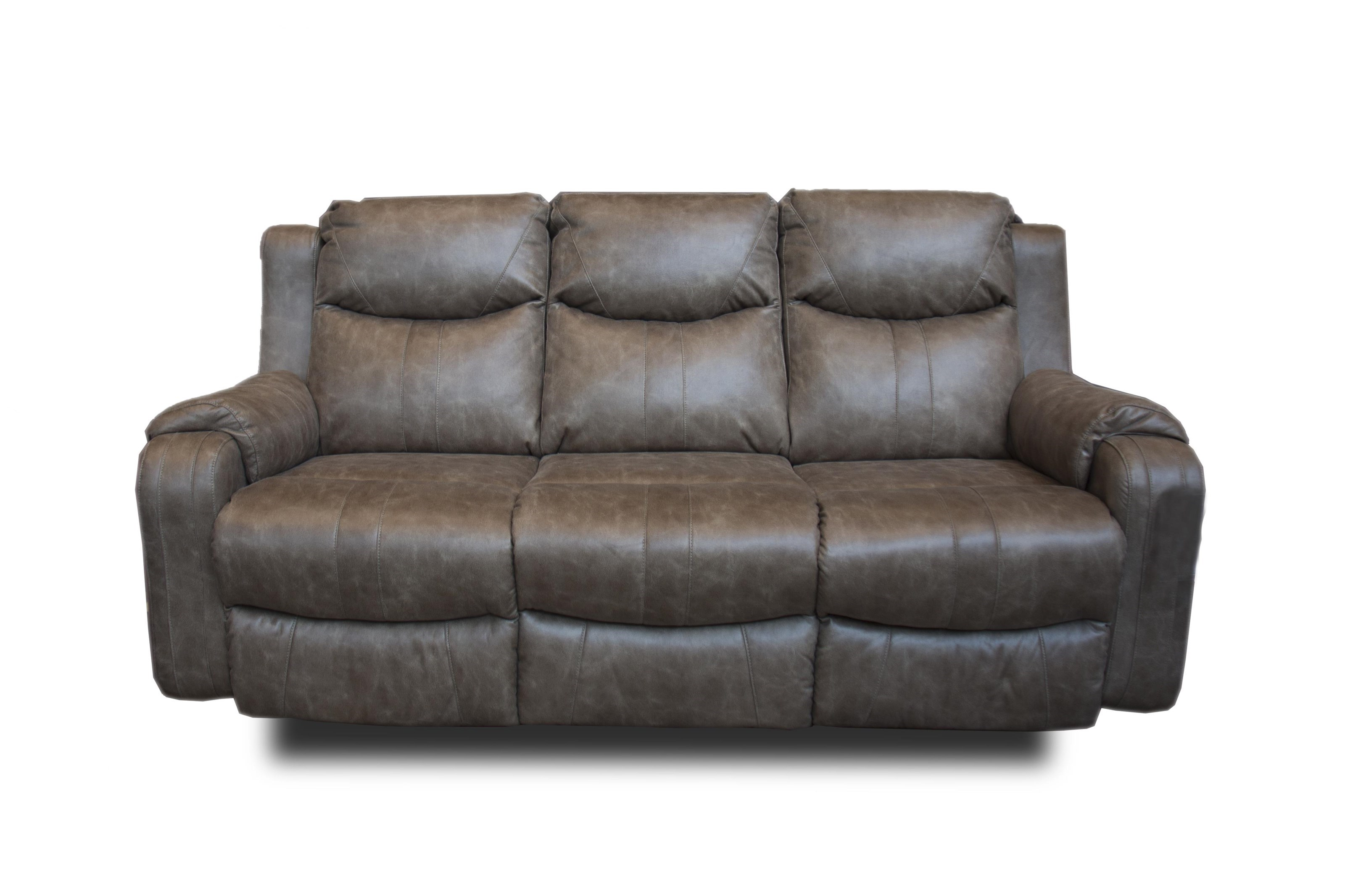 Genial Southern Motion MarvelDouble Reclining Contemporary Sofa
