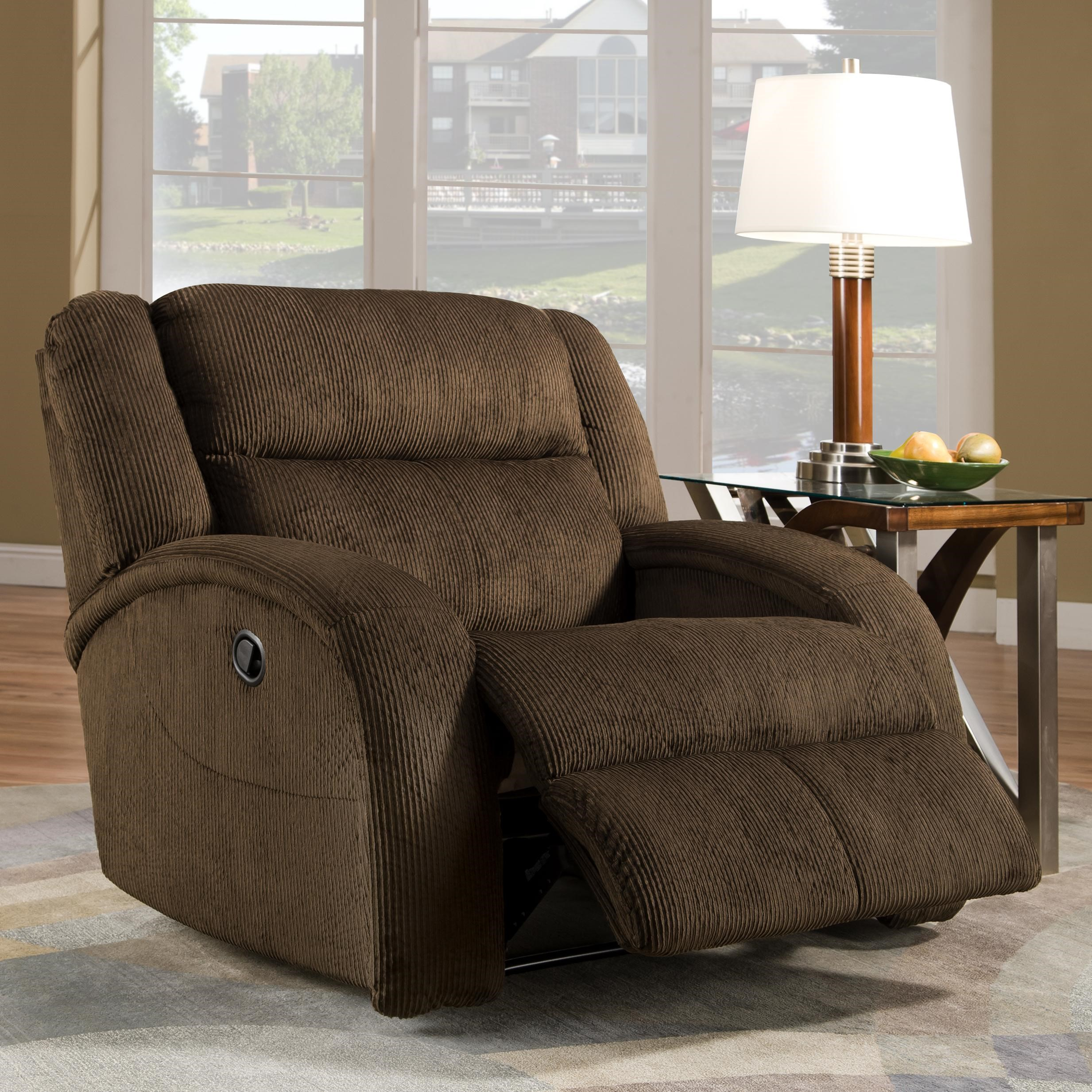chair and a half recliner extra wide southern motion maverick power layflat chair and half recliner
