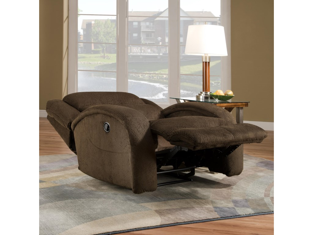 Southern Motion Maverick Recliner Chair and a Half