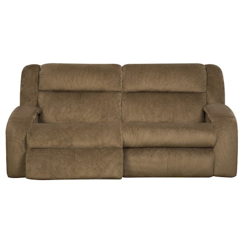 Belfort Motion Maverick  Reclining Sofa with Contemporary Style