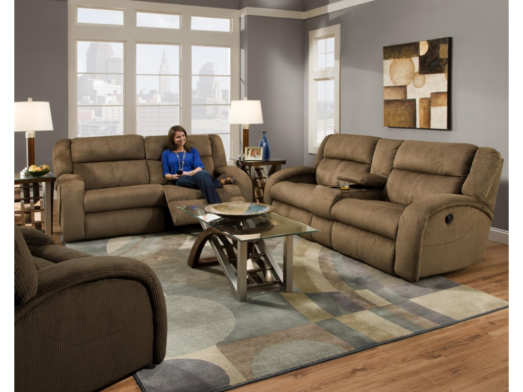 Shown with Coordinating Collection Console Sofa