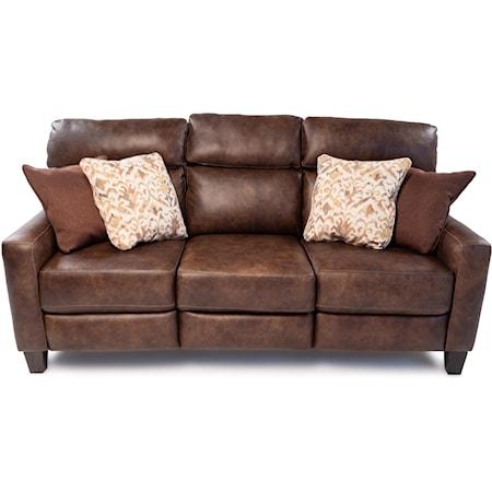 Power Headrest Sofa with Pillows
