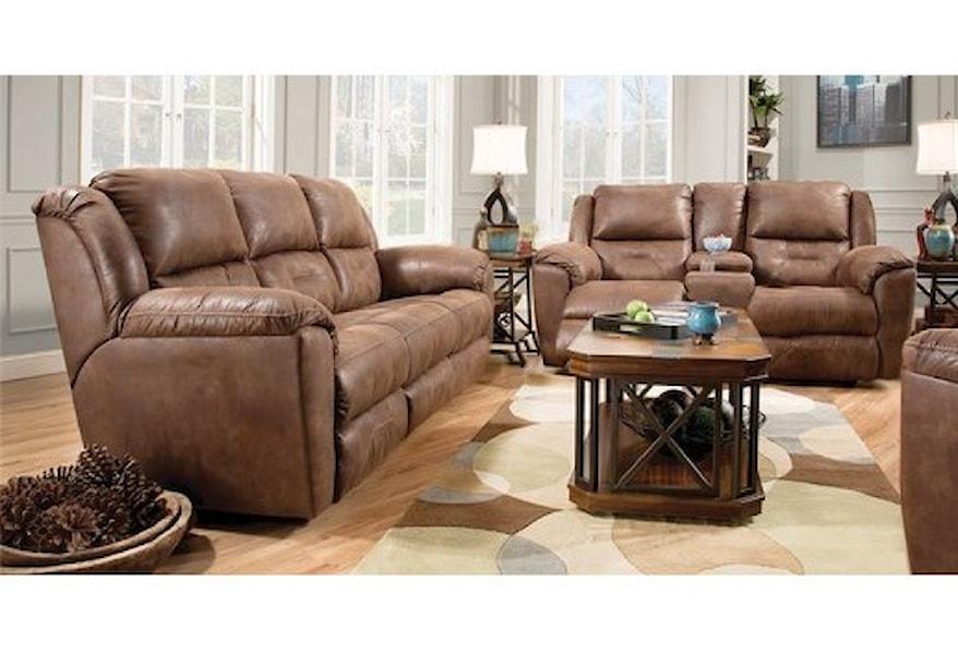 Pandora 751 31 Reclining Sofa