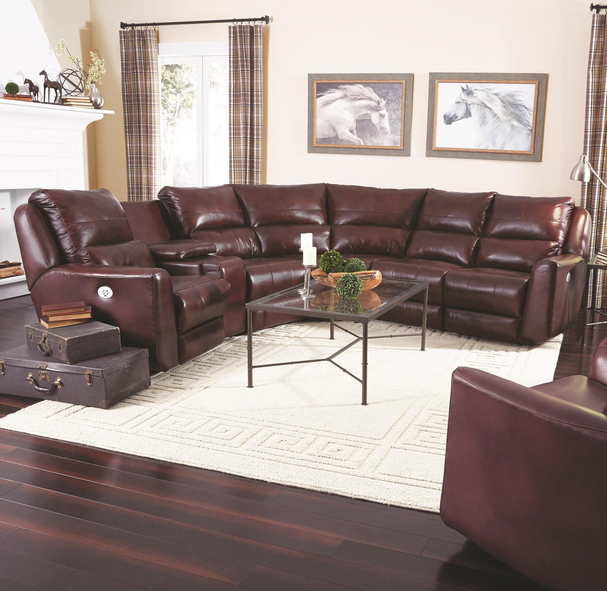 Southern Motion Producer Reclining Sectional Sofa with 5 Seats (no chaise) & Southern Motion Producer Reclining Sectional Sofa with 5 Seats (no ... islam-shia.org